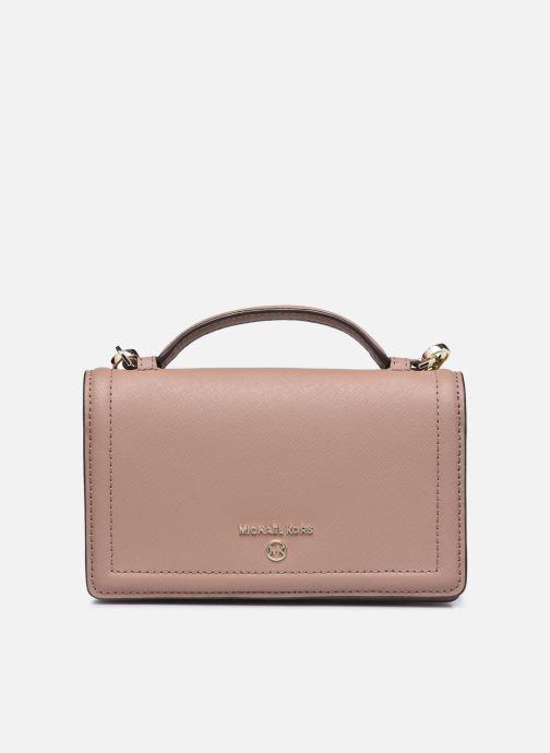 Portemonnaies & Clutches Michael Michael Kors JET SET SM TH PHONE XBODY rosa detaillierte ansicht/modell