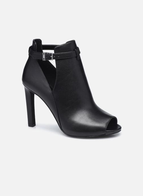 Zapatos de tacón Michael Michael Kors LAWSON OPEN TOE Negro vista de detalle / par