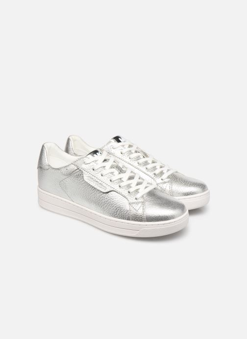 Sneakers Michael Michael Kors KEATING LACE UP Zilver 3/4'
