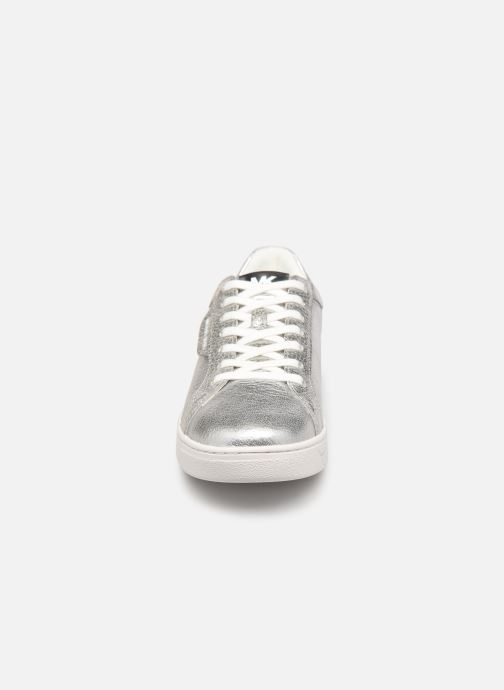 Sneakers Michael Michael Kors KEATING LACE UP Zilver model