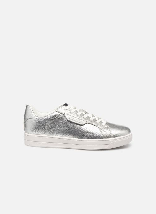 Sneakers Michael Michael Kors KEATING LACE UP Zilver achterkant