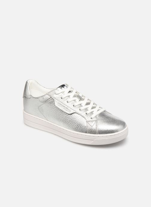 Sneakers Michael Michael Kors KEATING LACE UP Zilver detail