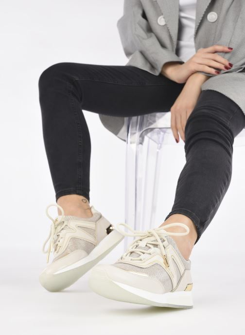 Sneakers Michael Michael Kors PIPPIN TRAINER Beige immagine dal basso