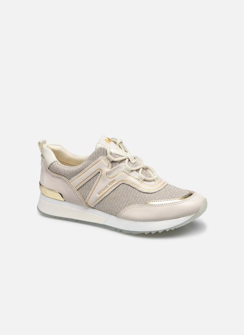 Sneakers Michael Michael Kors PIPPIN TRAINER Beige vedi dettaglio/paio