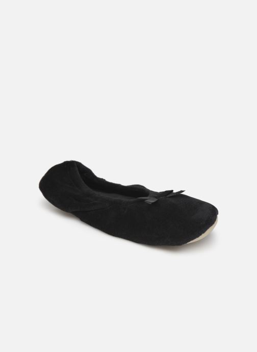 Chaussons Femme Chaussons Ballerines Velours  Femme
