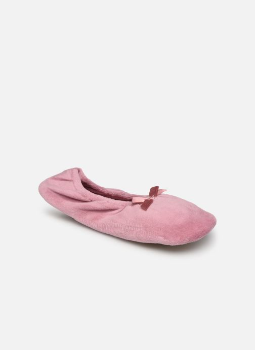 Pantoffels Dames Chaussons Ballerines Velours  Femme