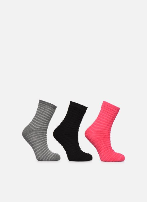 Socken & Strumpfhosen Sarenza Wear Lot de 3 paires de chaussettes montantes Femme mehrfarbig detaillierte ansicht/modell