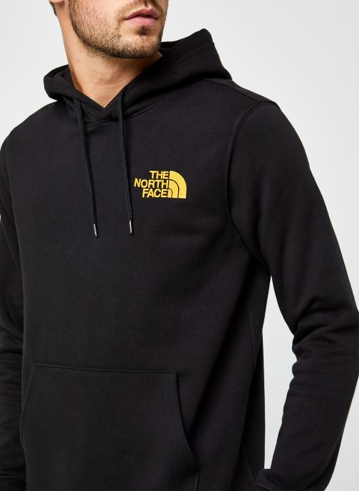 Vêtements The North Face U Walls Are Meant For Climbing P/O Hdy Noir vue face
