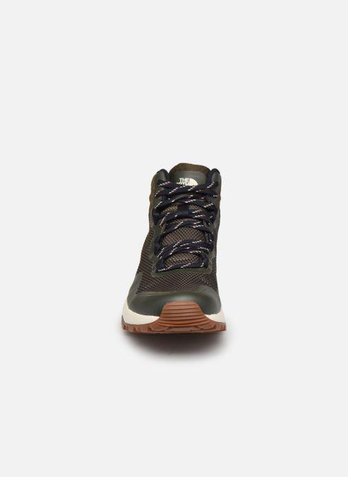 Zapatillas de deporte The North Face Activist Mid FutureLight Nw Verde vista del modelo