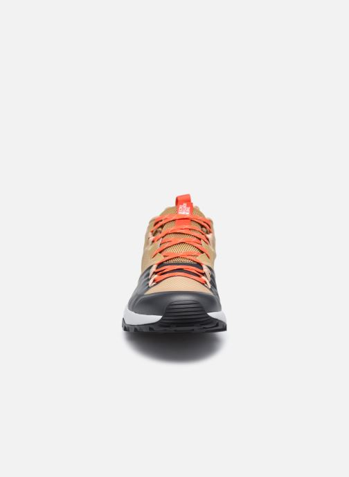 Chaussures de sport The North Face Activist Lite Moab Marron vue portées chaussures