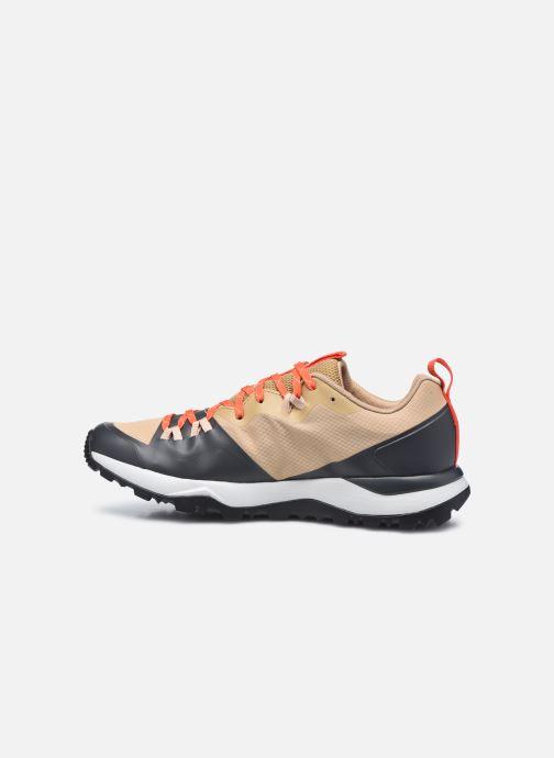 Chaussures de sport The North Face Activist Lite Moab Marron vue face