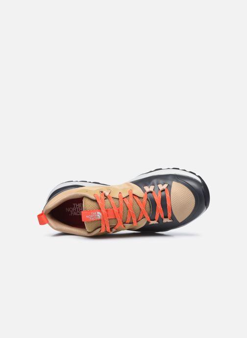 Zapatillas de deporte The North Face Activist Lite Moab Marrón vista lateral izquierda