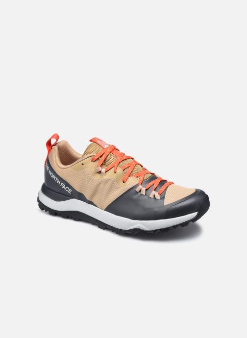 Chaussures de sport The North Face Activist Lite Moab Marron vue détail/paire