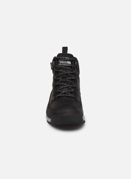 Zapatillas de deporte The North Face Back-To-Berkeley Mid Wp Negro vista del modelo