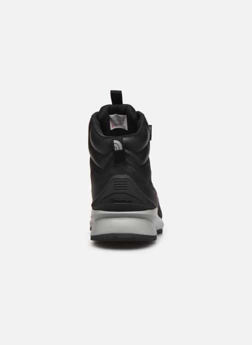Zapatillas de deporte The North Face Back-To-Berkeley Mid Wp Negro vista lateral derecha
