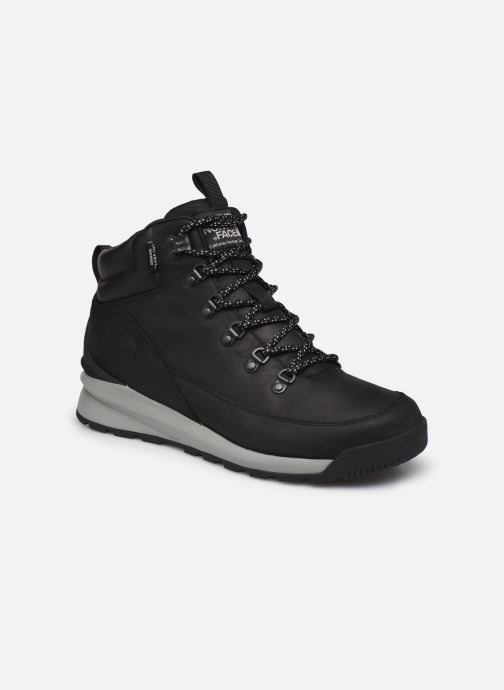 Zapatillas de deporte The North Face Back-To-Berkeley Mid Wp Negro vista de detalle / par