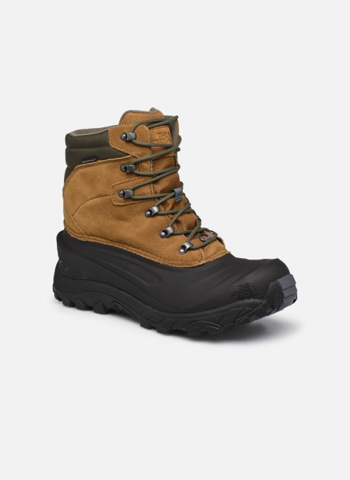 Chaussures de sport The North Face Chilkat IV Marron vue détail/paire