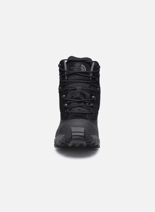Zapatillas de deporte The North Face Chilkat IV Negro vista del modelo
