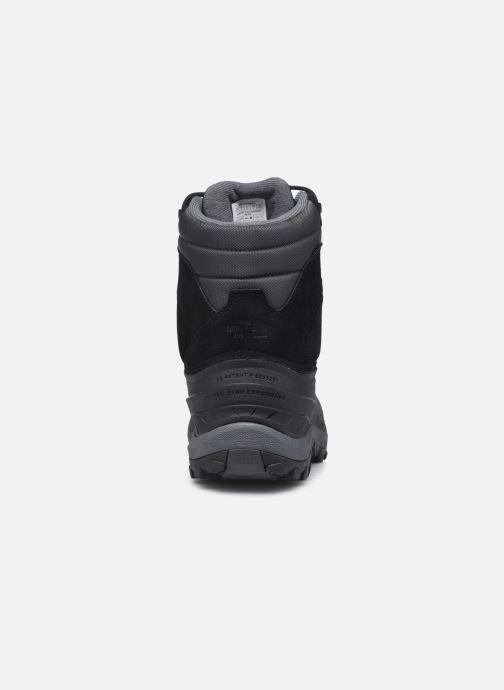 Zapatillas de deporte The North Face Chilkat IV Negro vista lateral derecha