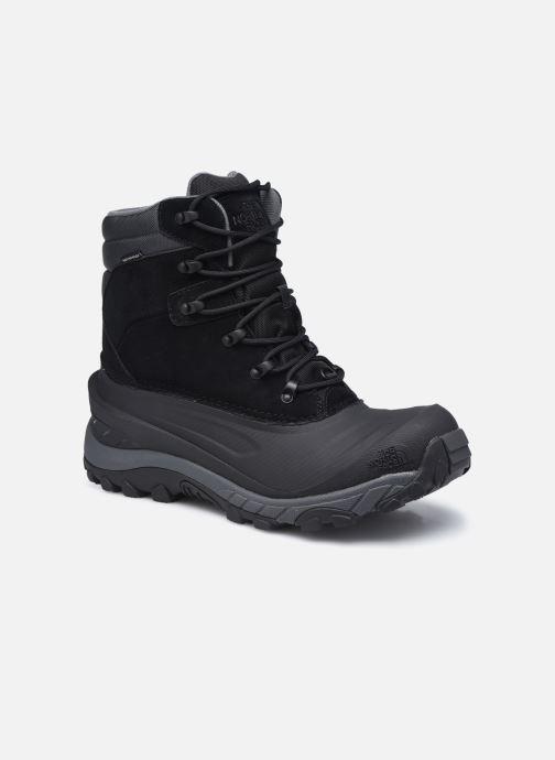 Chaussures de sport The North Face Chilkat IV Noir vue détail/paire