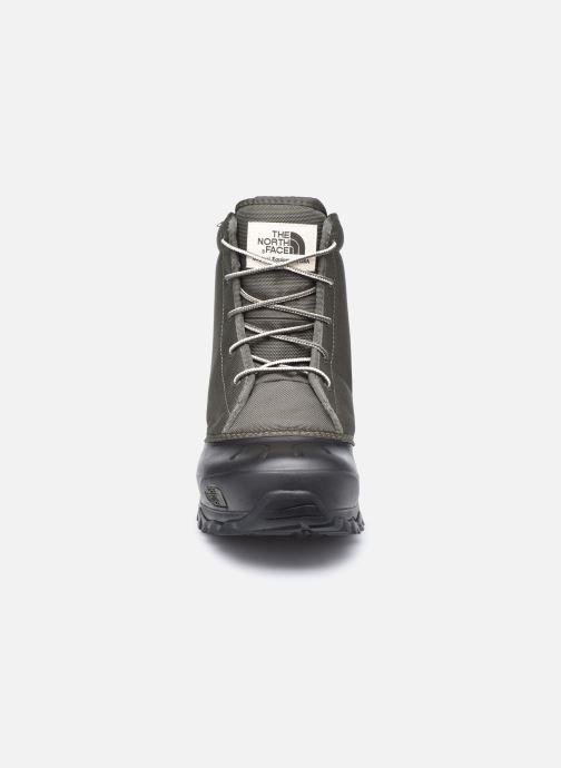 Zapatillas de deporte The North Face Tsumoru Boot Verde vista del modelo