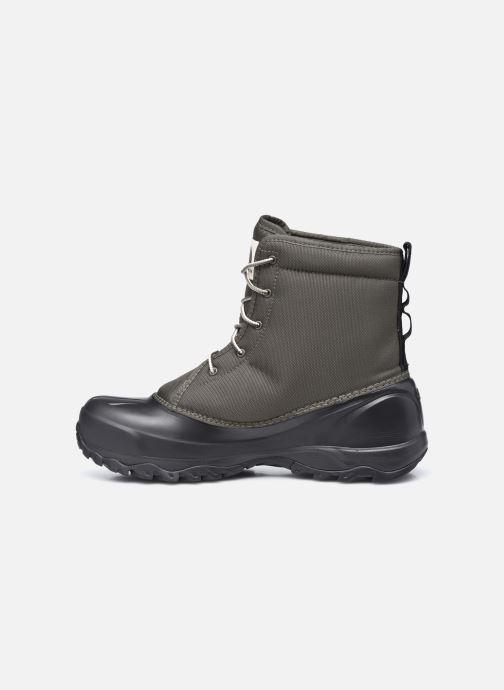Zapatillas de deporte The North Face Tsumoru Boot Verde vista de frente