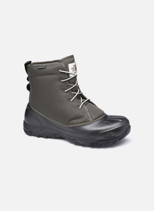 Chaussures de sport The North Face Tsumoru Boot Vert vue détail/paire