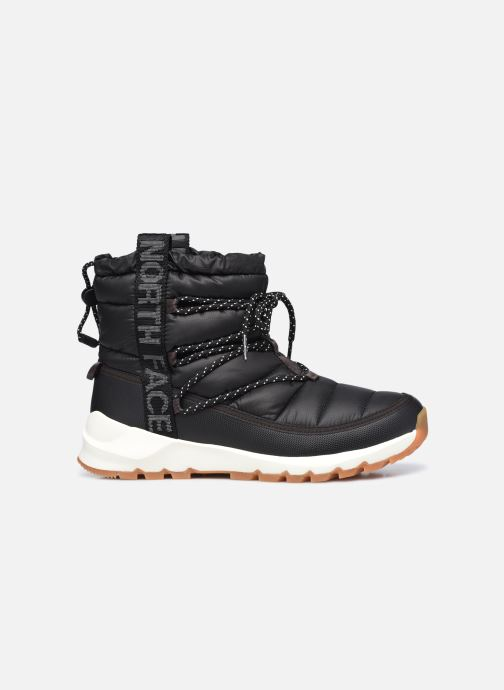 Zapatillas de deporte The North Face Thermoball Lace Up Negro vistra trasera