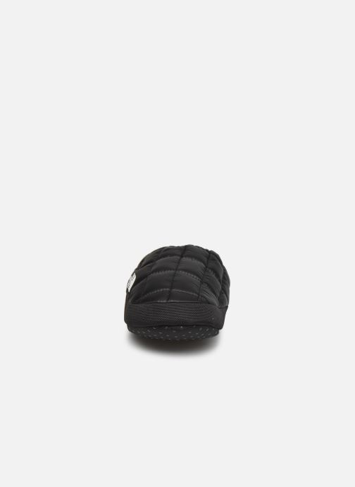 Pantoffels The North Face Thermoball Tent Mule V Zwart model