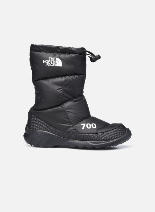 Zapatillas de deporte The North Face Nuptse Bootie 700 Negro vistra trasera