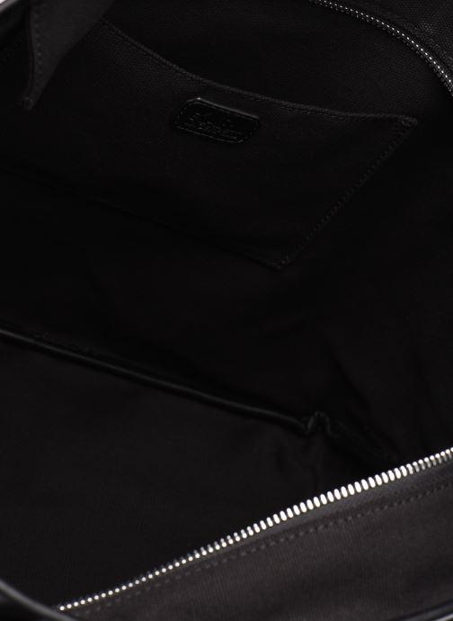 Handtaschen Karl Lagerfeld Karl Forever Canvas Shopper schwarz ansicht von hinten
