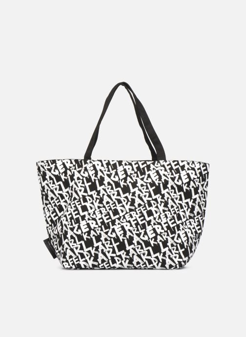 Cabas - K/Graffiti Canvas Shopper