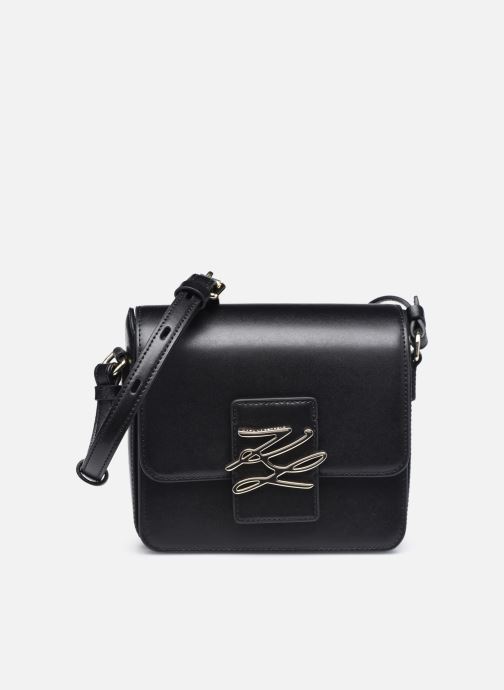 Bolsos de mano Karl Lagerfeld K/Autograph Sm Crossbody Negro vista de detalle / par