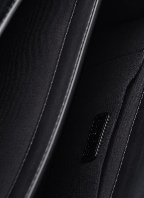 Bolsos de mano Karl Lagerfeld K/Karl Seven Croc Shoulderbag Negro vistra trasera