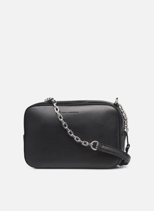 Handtaschen Karl Lagerfeld K/Studio Zip Camera Bag schwarz ansicht von vorne