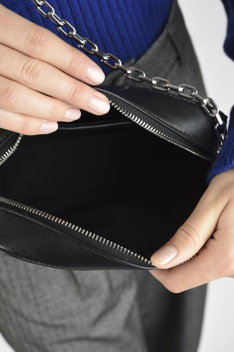 Handtaschen Karl Lagerfeld K/Studio Zip Camera Bag schwarz ansicht von hinten