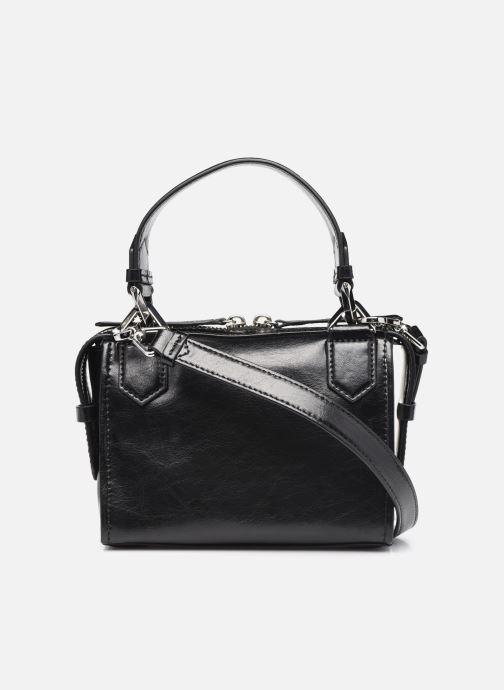 Handtaschen Karl Lagerfeld K/Splash Md Top Handle schwarz ansicht von vorne