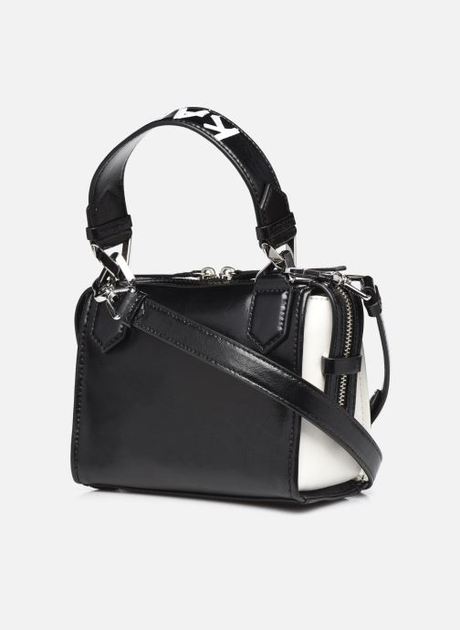 Handtaschen Karl Lagerfeld K/Splash Md Top Handle schwarz ansicht von rechts