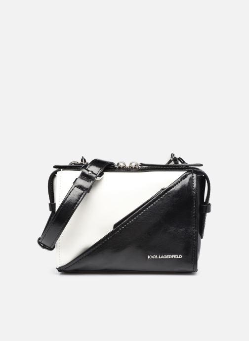 Handtaschen Karl Lagerfeld K/Splash Md Top Handle schwarz detaillierte ansicht/modell