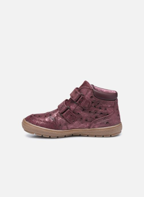 Bottines et boots Primigi PTY GTX 44376 Bordeaux vue face