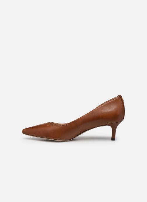 Zapatos de tacón Lauren Ralph Lauren ADRIENNE Marrón vista de frente
