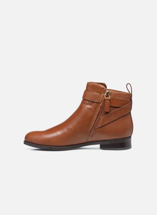 Bottines et boots Lauren Ralph Lauren BONNE Marron vue face