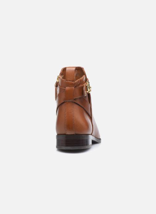 Bottines et boots Lauren Ralph Lauren BONNE Marron vue droite