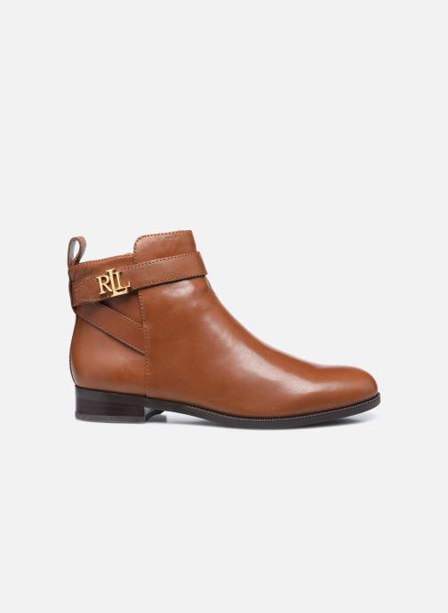 Bottines et boots Lauren Ralph Lauren BONNE Marron vue derrière