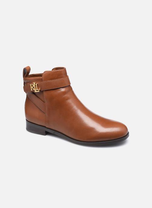 Bottines et boots Lauren Ralph Lauren BONNE Marron vue détail/paire