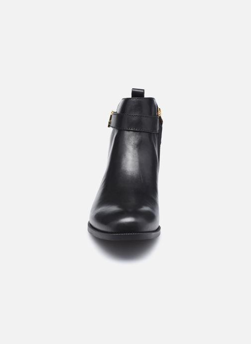 Bottines et boots Lauren Ralph Lauren BONNE Noir vue portées chaussures