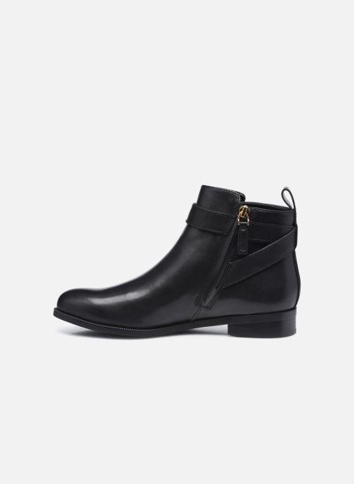 Bottines et boots Lauren Ralph Lauren BONNE Noir vue face