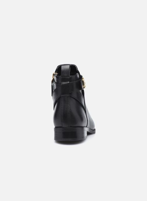 Bottines et boots Lauren Ralph Lauren BONNE Noir vue droite