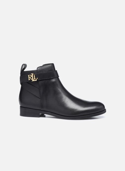 Bottines et boots Lauren Ralph Lauren BONNE Noir vue derrière