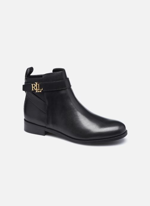 Bottines et boots Lauren Ralph Lauren BONNE Noir vue détail/paire